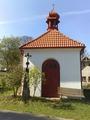 kaplička v Bukové